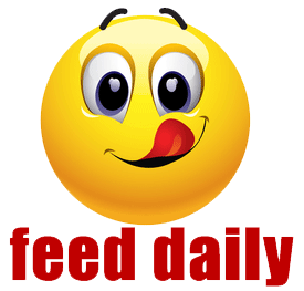 Feed Daily Post: New Things
